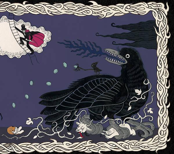 黒白極撰曲集『闇夜に烏、雪に鷺』