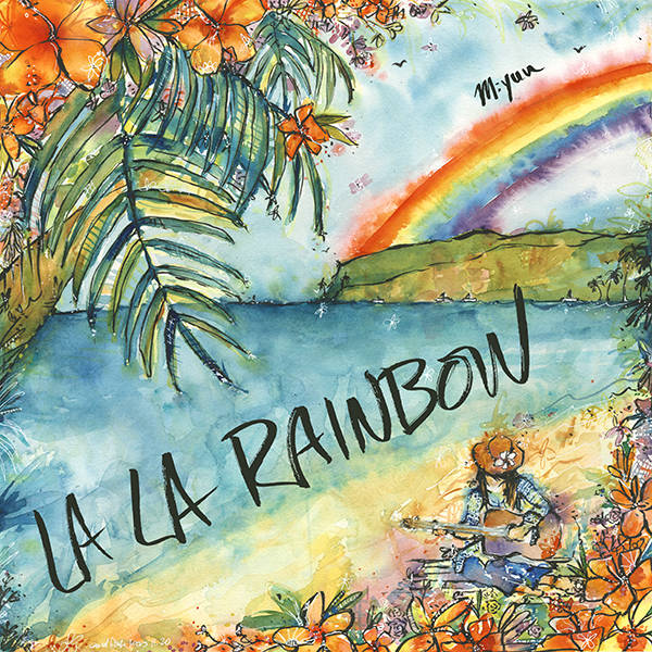 アルバム『LA LA RAINBOW』【CD+Blu-ray】