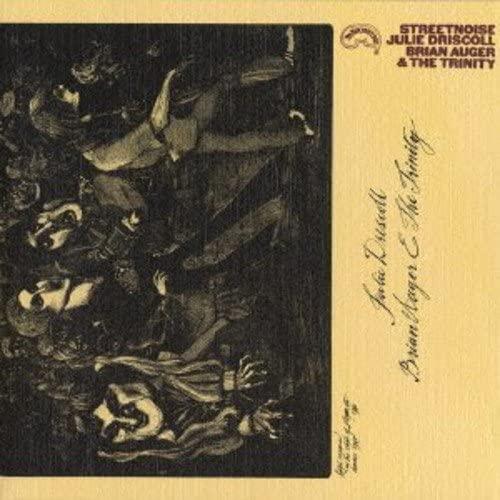 『ストリートノイズ』('69)/Julie Driscoll, Brian Auger & the Trinity