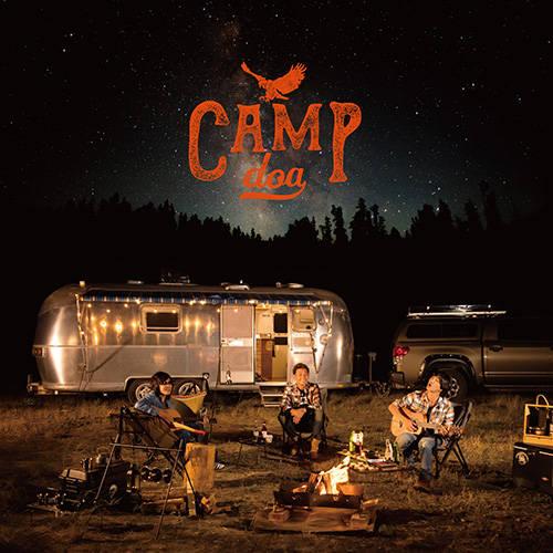 アルバム『CAMP』