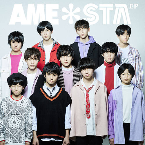 ミニアルバム『AME*STA EP』【TYPE-B】