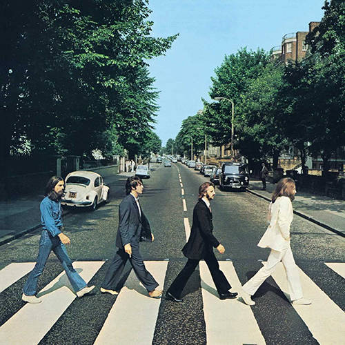 「Here Comes The Sun」収録アルバム『Abbey Road』/The Beatles