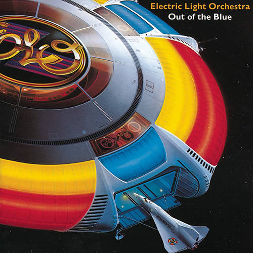 「Mr. Blue Sky」収録アルバム『Out Of The Blue』/Electric Light Orchestra
