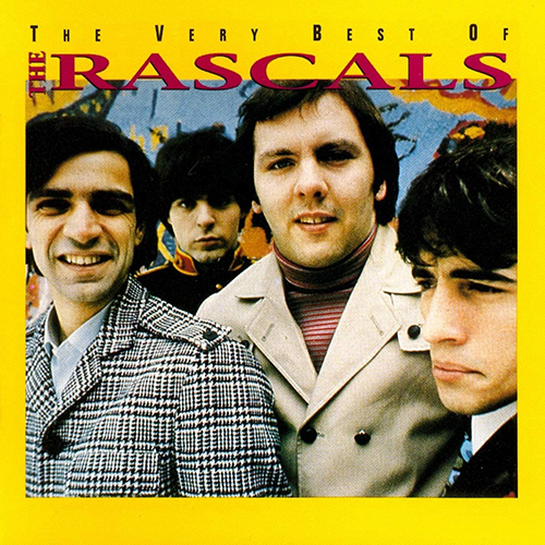 「A Beautiful Morning」収録アルバム『Very Best of Rascals』/The Rascals
