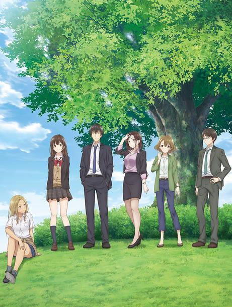 TVアニメ『ひげを剃る。そして女子高生を拾う。』(C)しめさば・KADOKAWA/『ひげひろ』製作委員会
