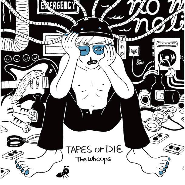 ミニアルバム『TAPES or DIE』