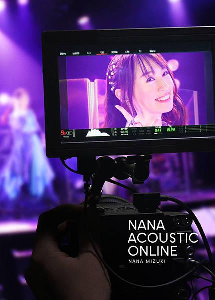 Blu-ray&DVD『NANA ACOUSTIC ONLINE』【DVD】