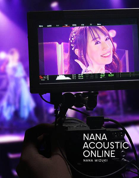 Blu-ray&DVD『NANA ACOUSTIC ONLINE』【Blu-ray】