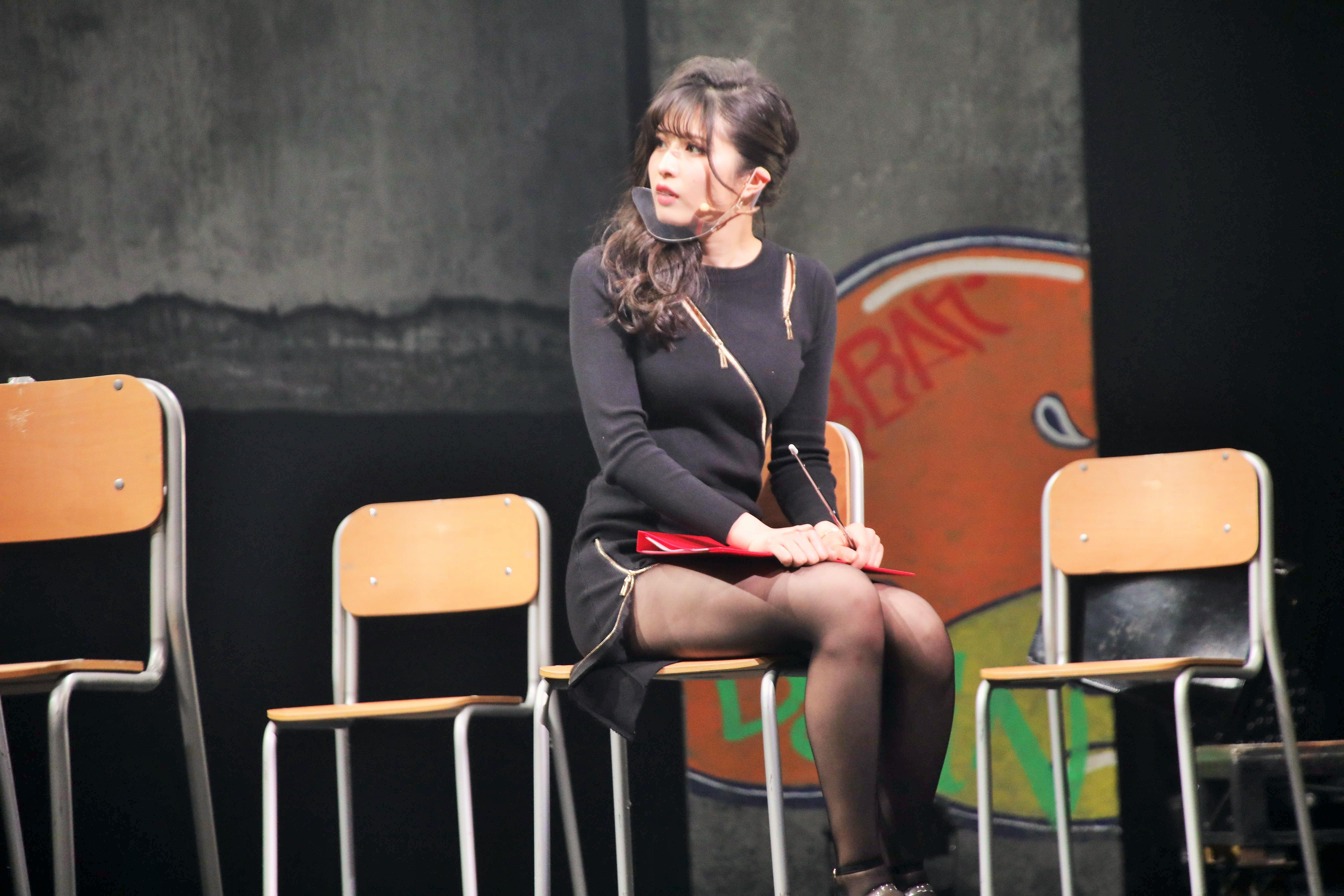 (C) 舞台「マジムリ学園 蕾-RAI-」製作委員会:無断転送・アップロード禁止