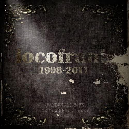 「START」収録アルバム『locofrank 1998-2011』/locofrank