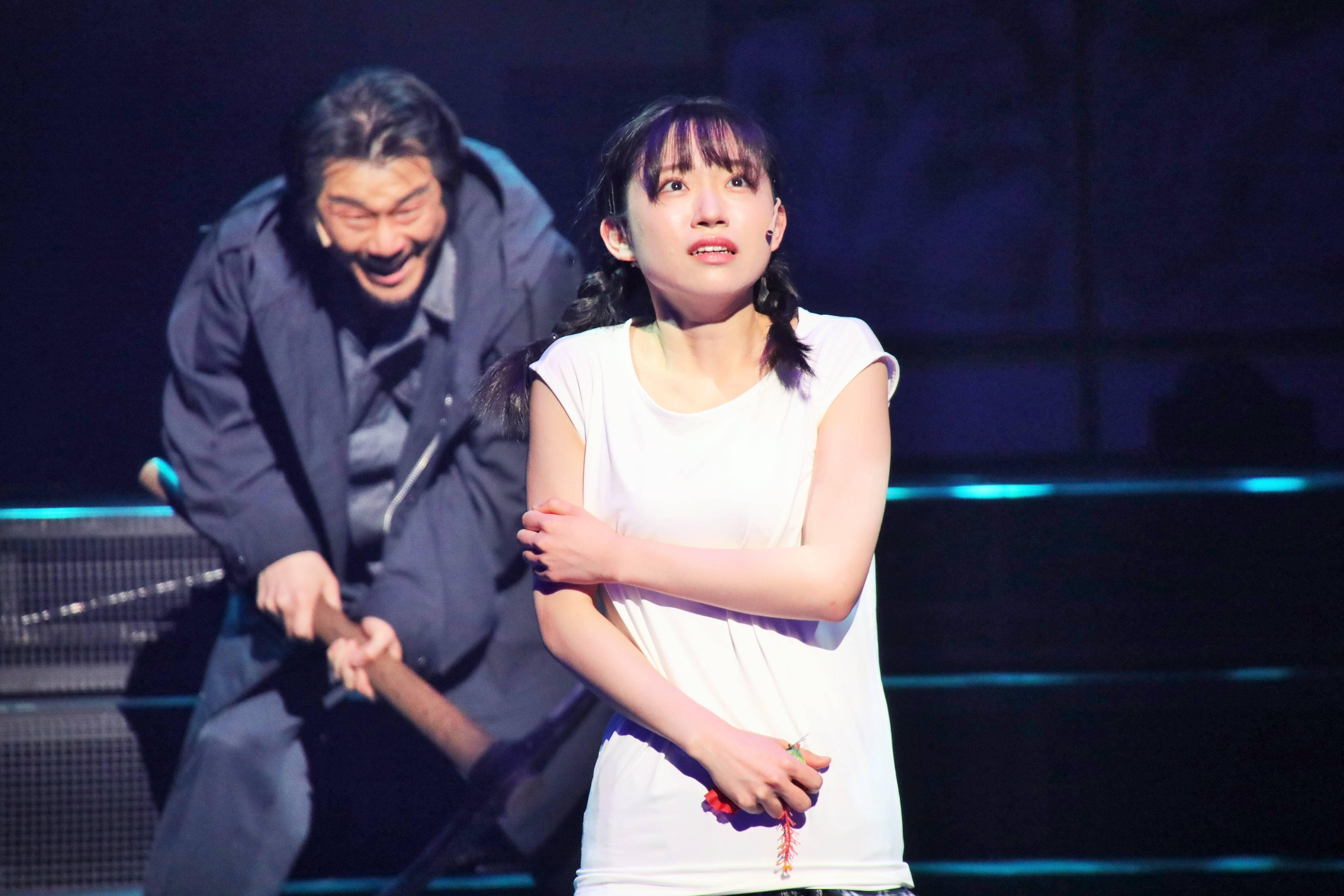 山内瑞葵演じる木村早苗:画像の無断転載・アップロードは一切禁止。