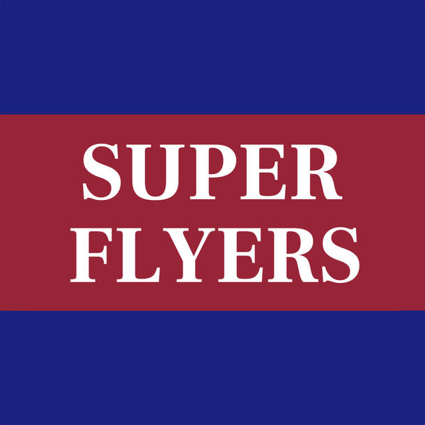 THE SUPER FLYERS ロゴ