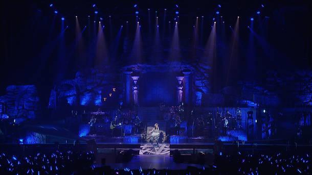 「Violetta」(『NANA MIZUKI LIVE ADVENTURE 2015』@大阪城ホール)