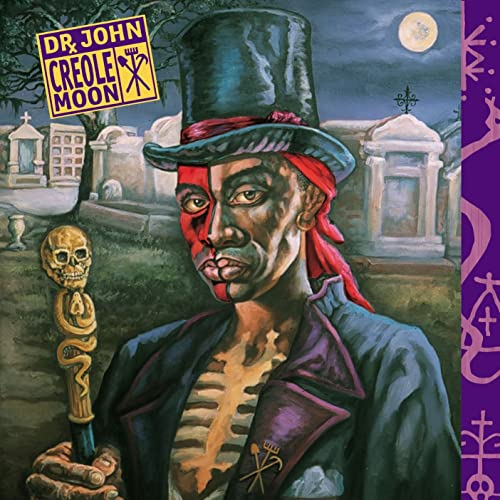 『Creole Moon』('01)/Dr. John