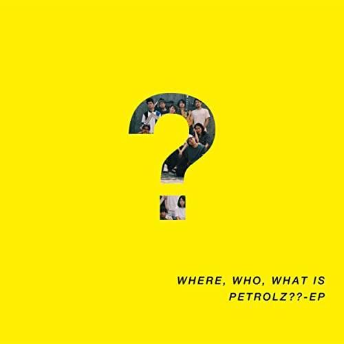「闖入者」収録EP『WHERE, WHO, WHAT IS PETROLZ??』/中村佳穂