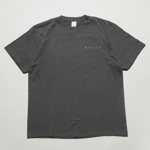 『WORST TOUR STREAM – TOKYO』Tシャツ付視聴チケット(Tシャツ)/front