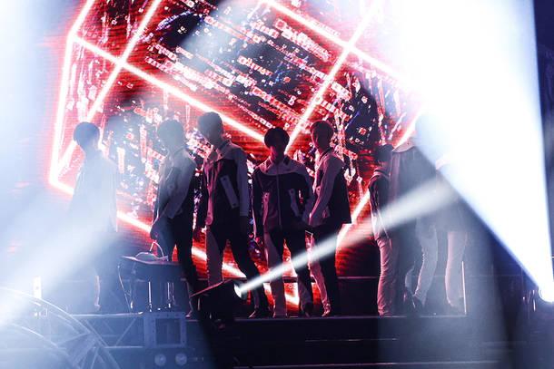 【SUPER★DRAGON ライヴレポート】 『SUPER★DRAGON ONEMAN LIVE  「NEO CYBER CITY  ‐ネオサイバーシティ‐」』 2021年4月9日  at Zepp Haneda (TOKYO)