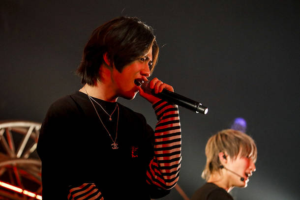 2021年4月9日 at Zepp Haneda(TOKYO)(Photo by 笹森健一、小坂茂雄)