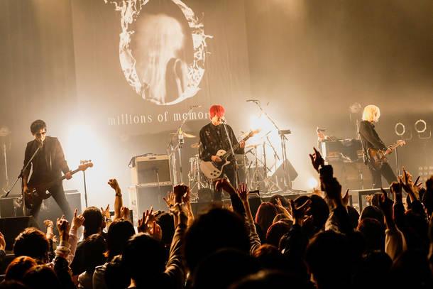 "【THE PINBALLS ライヴレポート】 『THE PINBALLS Live Tour 2021  ""millions of memories""』 2021年4月8日  at 渋谷TSUTAYA O-EAST"