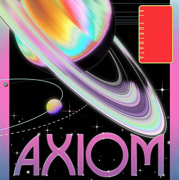 7インチシングルレコード『AXIOM』