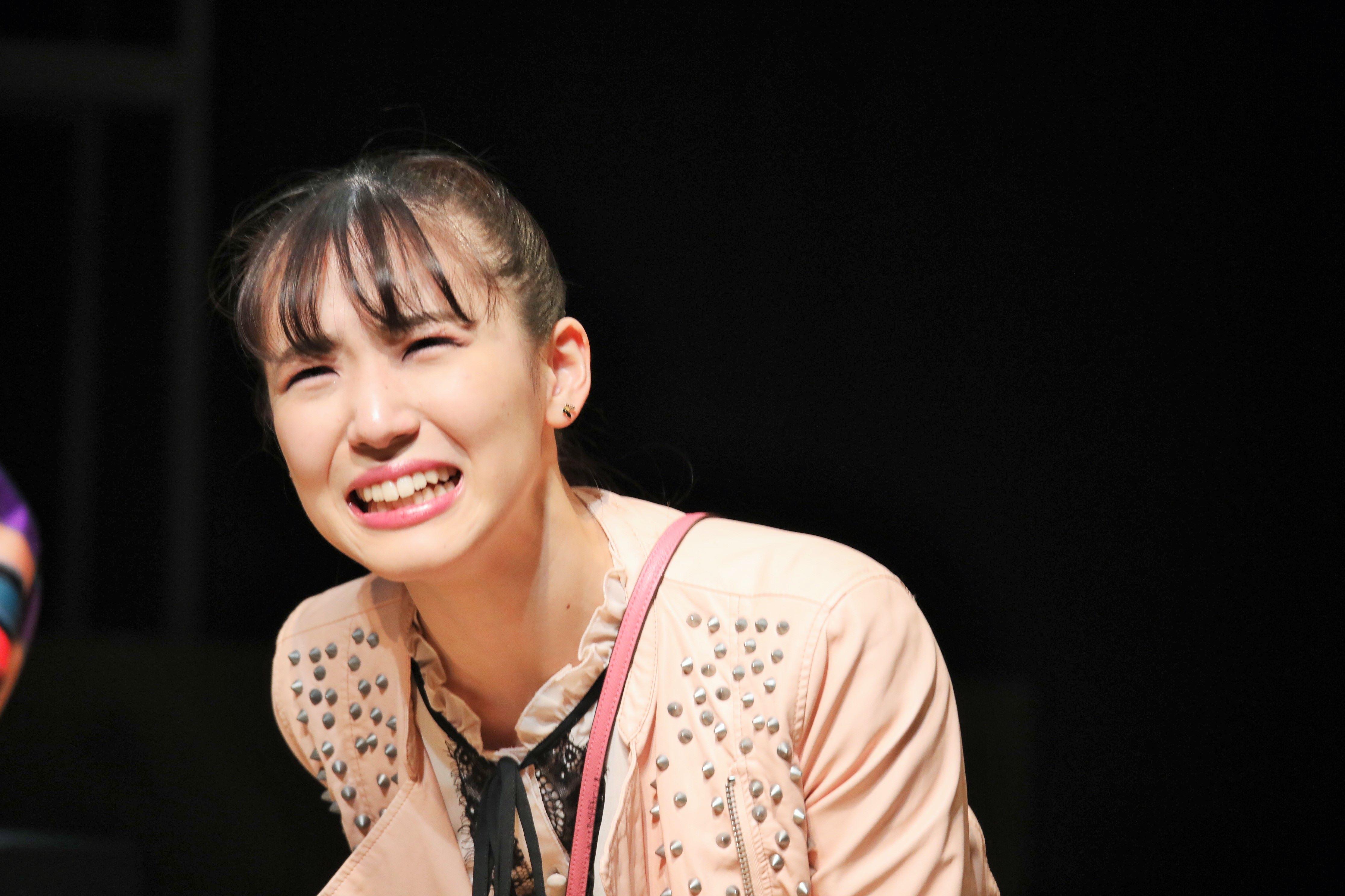 内野沙耶役を演じる下尾みう:画像の無断転載・アップロードは一切禁止。