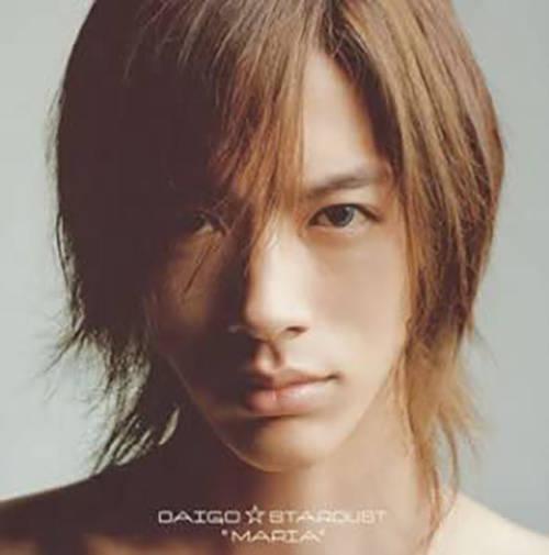 シングル「MARIA」('03)/DAIGO☆STARDUST