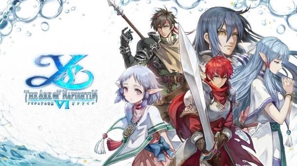 『イース6 オンライン〜ナピシュテムの匣〜』(c)Restar Games.  (c)Nihon Falcom Corporation All rights reserved.