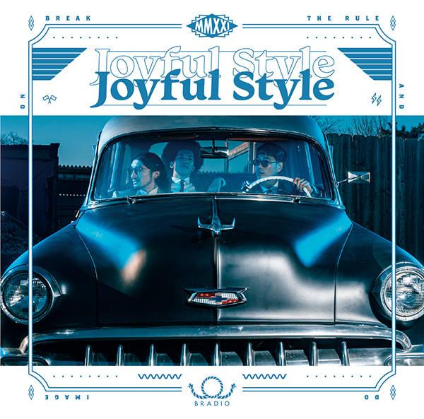 アルバム『Joyful Style』【初回生産限定盤A】(CD+DVD)