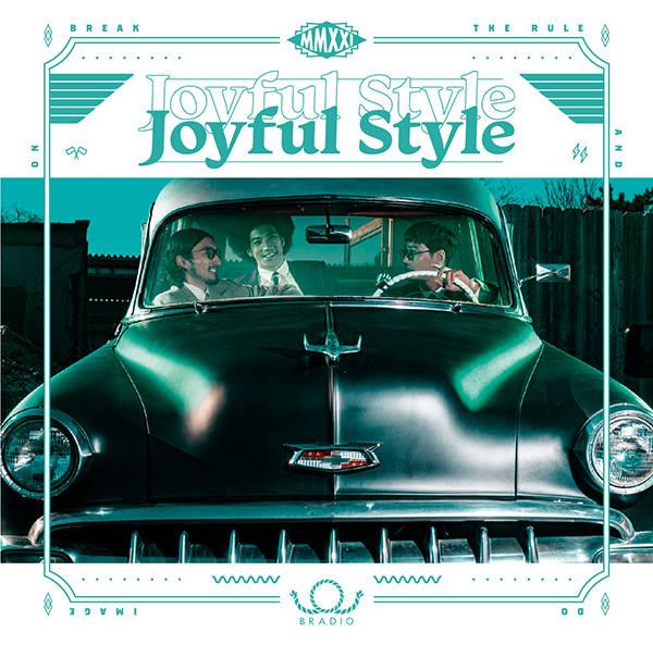 アルバム『Joyful Style』【初回生産限定盤B】(CD+DVD)