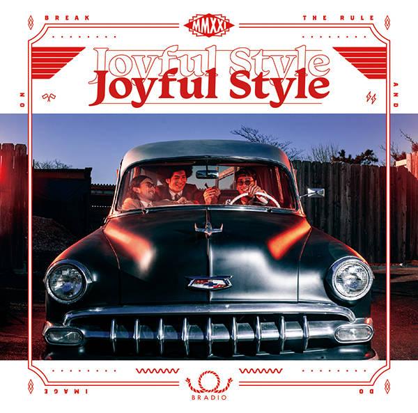 アルバム『Joyful Style』【通常盤】(CD)
