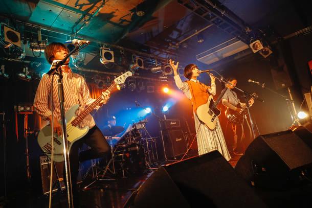 【Bamboo ライヴレポート】 『BAMBOO VIVA!!! ONEMANSHOW  -SCRAMBLE POP編-』 2021年4月15日  at 渋谷TSUTAYA O-Crest