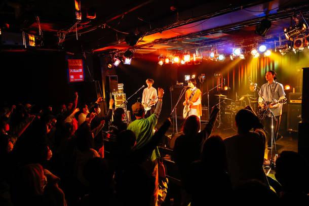 2021年4月15日 at 渋谷 TSUTAYA O-Crest