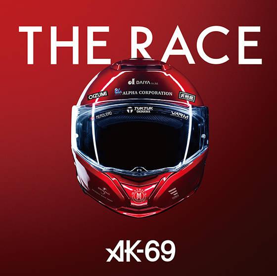 アルバム『The Race』【通常盤】(CD)