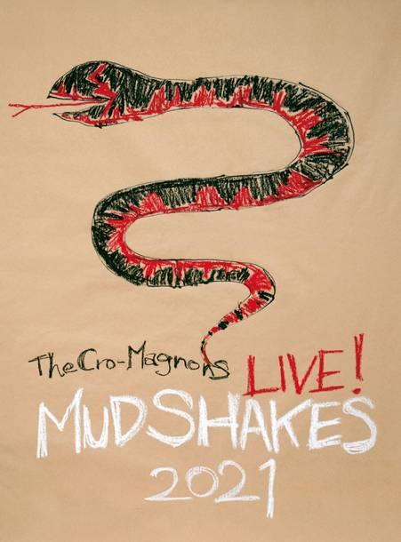 DVD『ザ・クロマニヨンズ ライブ!MUD SHAKES 2021』
