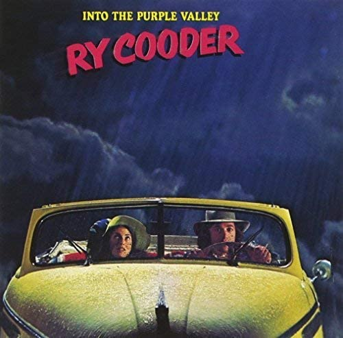 『Into The Purple Valley』('72)/Ry Cooder