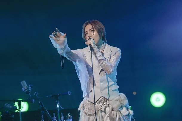 3月6日@『蒼井翔太 ONLINE LIVE at 日本武道館 うたいびと』