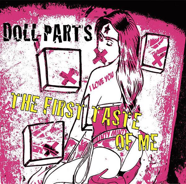 ミニアルバム『THE FIRST TASTE OF ME』