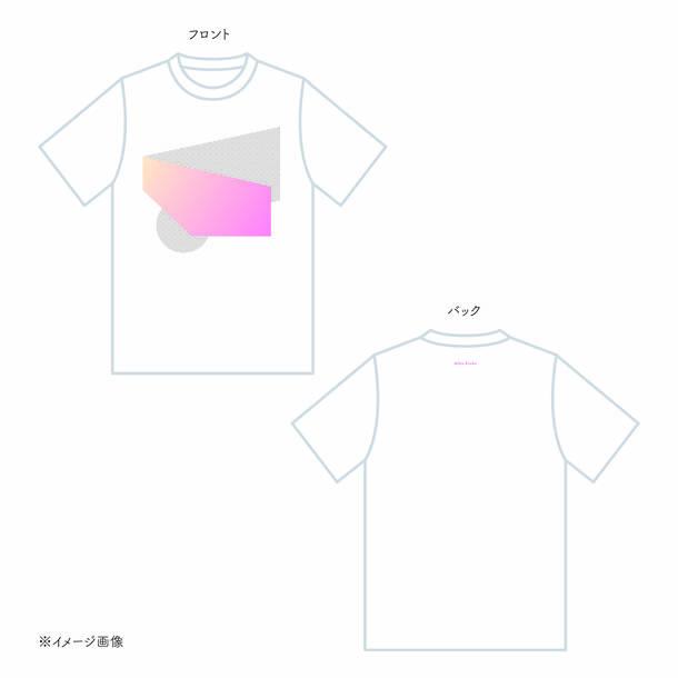 シングル「Alles Liebe」オリジナルデザイン限定Tシャツ
