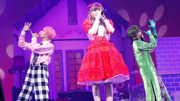『きゃりーぱみゅぱみゅ PREMIUM LIVE「GREAT INVITATION」』「つけまつける」