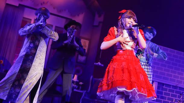 『きゃりーぱみゅぱみゅ PREMIUM LIVE「GREAT INVITATION」』「もったいないとらんど」