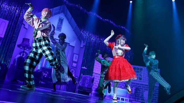 『きゃりーぱみゅぱみゅ PREMIUM LIVE「GREAT INVITATION」』「かまいたち」