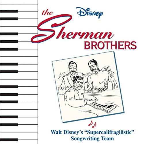 「It's a Small World」収録アルバム『Sherman Brothers』/The Sherman Brothers
