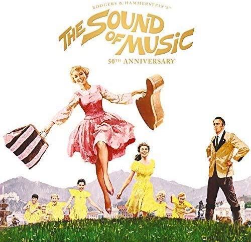 「Do-Re-Mi」収録アルバム『サウンド・オブ・ミュージック オリジナル・サウンドトラック50周年記念盤』/The Sound of Music