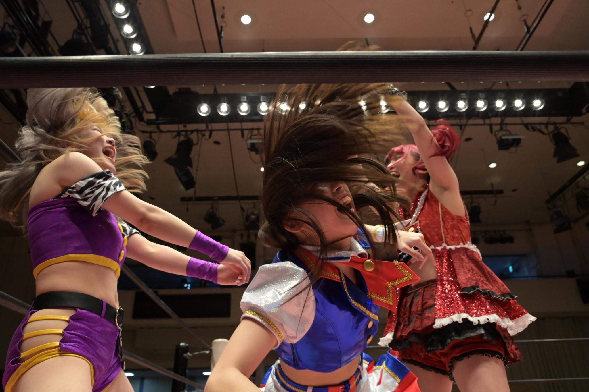 ©東京女子プロレス