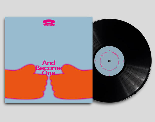PEARL CENTER『And Become One [10INCH]』