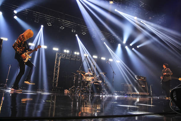 『DIAMOND FES in KT Zepp Yokohama 2021』2021年5月2日 at KT Zepp Yokohama(アマアシ)(Photo by 青木早霞)