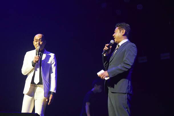 『DIAMOND FES in KT Zepp Yokohama 2021』2021年5月2日 at KT Zepp Yokohama(錦鯉)(Photo by 青木早霞)