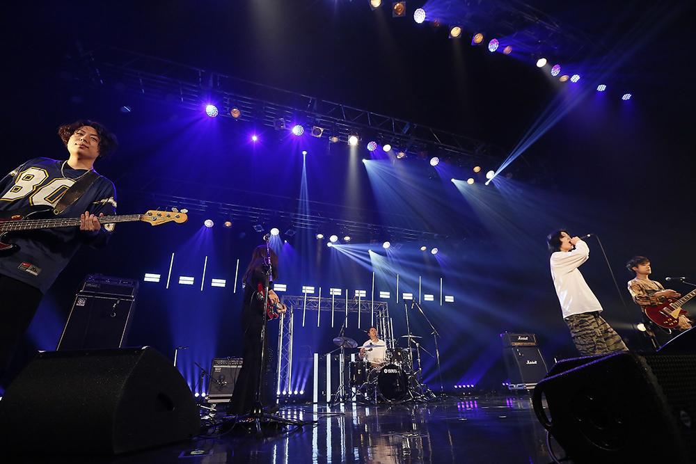 『DIAMOND FES in KT Zepp Yokohama 2021』2021年5月2日 at KT Zepp Yokohama(サンサーラブコールズ)(Photo by 青木早霞)