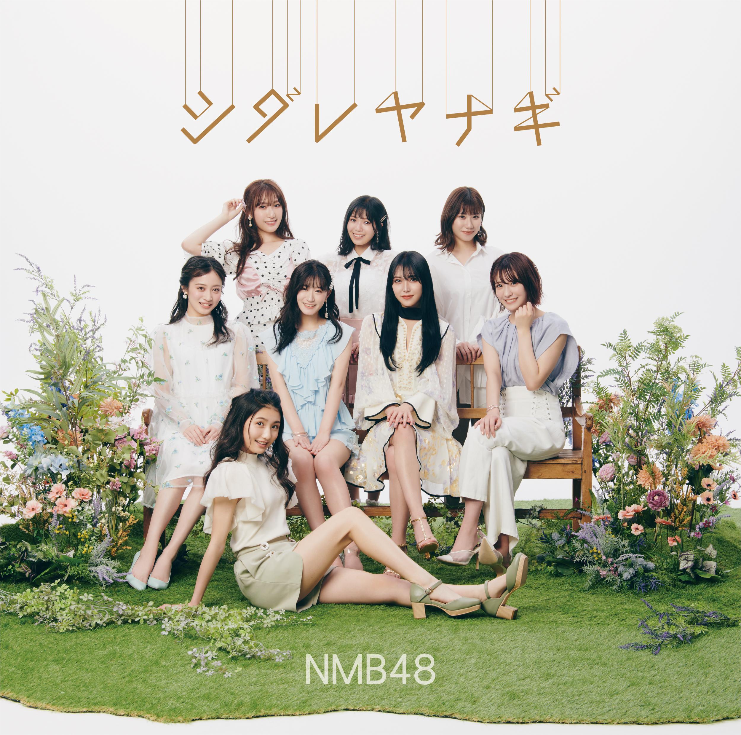 通常盤Type-B ©NMB48