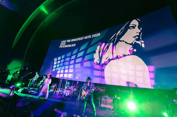 『LIVE THE GREATEST HITS 2020』(Photo by ⽥中 聖太郎)